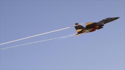 Israel violó 13 veces espacio aéreo libanés en su ataque a Siria