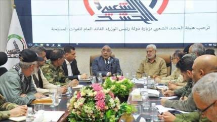 Irak emite decreto que ordena organización de Al-Hashad Al-Shabi