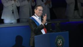 """Asume Cortizo Presidencia de Panamá y promete """"rescatar"""" el país"""