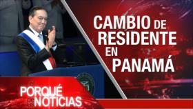 El Porqué de las Noticias: Acuerdo nuclaer. Parlamento europeo. Nuevo Gobierno en Panamá