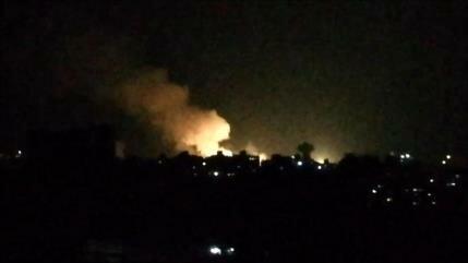Siria: Ataques de Israel buscan animar a terroristas en Idlib