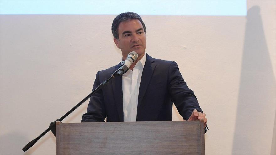 El jefe del servicio de inteligencia del régimen de Israel (el Mossad), Yossi Cohen.