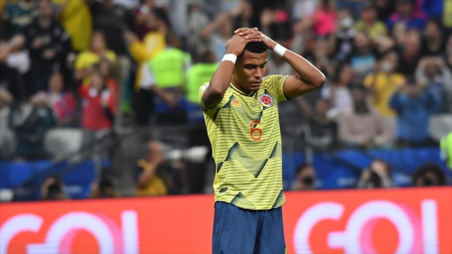 Amenazan de muerte al colombiano que falló penal en Copa América