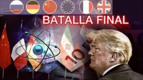 Detrás de la Razón: Irán supera límite permitido de uranio, Trump amenaza con usar la fuerza de EEUU