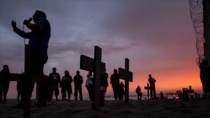 Muere otro migrante hondureño bajo custodia policial en EEUU