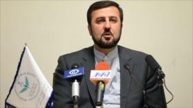 Irán: Ningún país nos puede quitar derecho de enriquecer uranio