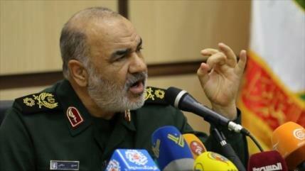 Comandante: Cuerpo de Guardianes cerró la vía militar al enemigo
