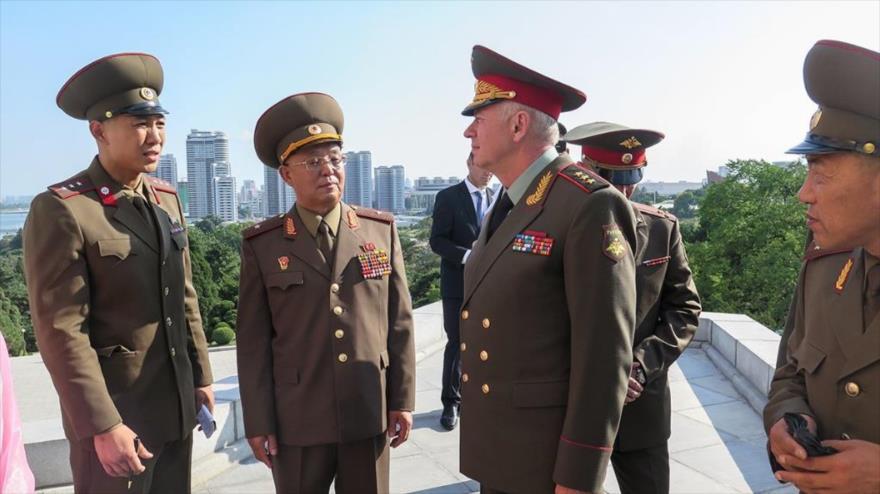 Rusia aboga por ampliar cooperación militar con Corea del Norte | HISPANTV
