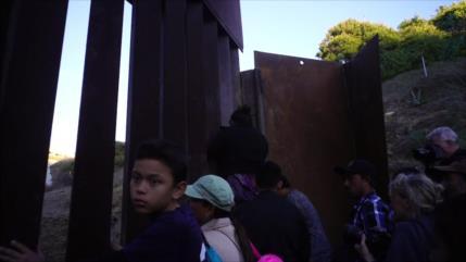 Tijuana, ciudad de paso de migrantes