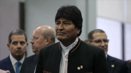 Morales: Trump cree que todos los países son sus colonias