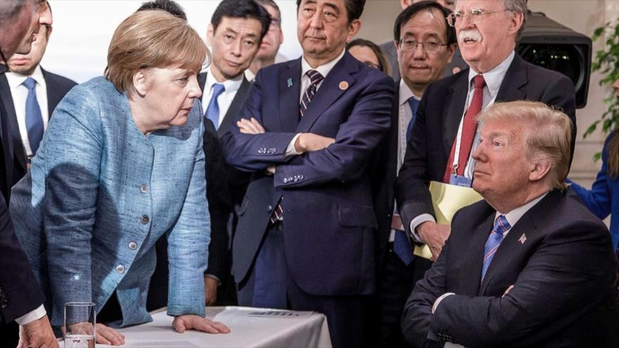Fotos que sacuden al mundo: G7