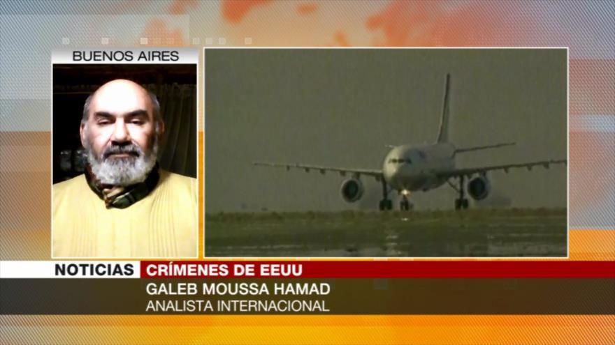 Moussa Hamad: EEUU jamás podría haber confundido avión civil iraní | HISPANTV