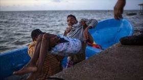 Naufragio de barco deja 26 muertos en Honduras