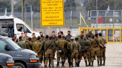 Renuncia otro comandante israelí y lleva al ejército a crisis