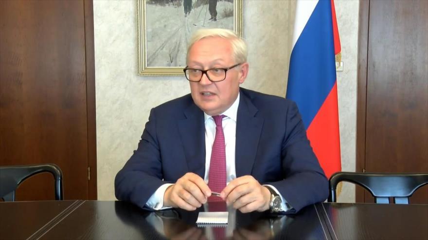 El viceministro de Exteriores de Rusia, Serguéi Riabkov