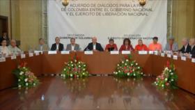 Exigen al Gobierno colombiano reactivar diálogos con ELN
