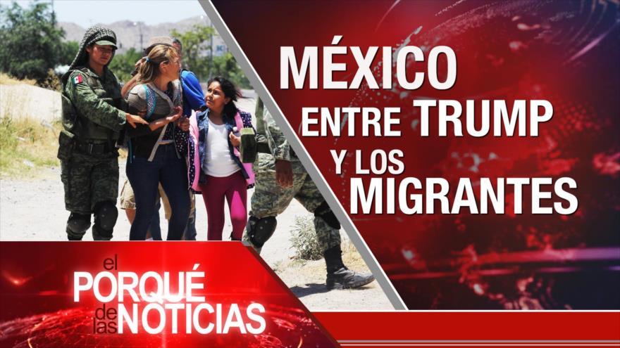 El Porqué de las Noticias: Acuerdo nuclear. Crisis migratoria. Entrevista con Cabello