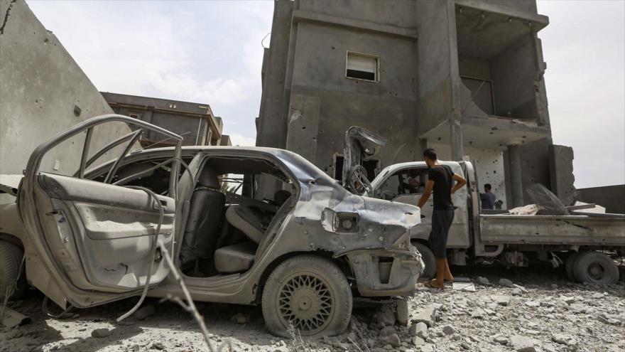 Putin les recuerda a la OTAN y EEUU su rol en destrucción de Libia | HISPANTV