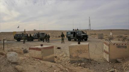 Informan de actividades de espías israelíes en península de Sinaí