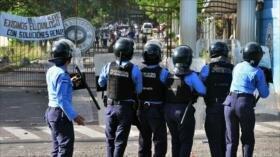 AI condena 'represión' de Gobierno contra manifestantes en Honduras