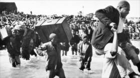 'Israel ocultó miles de documentos sobre expulsión de palestinos'