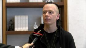 Ola Bini, amigo de Assange, concede una entrevista a HispanTV