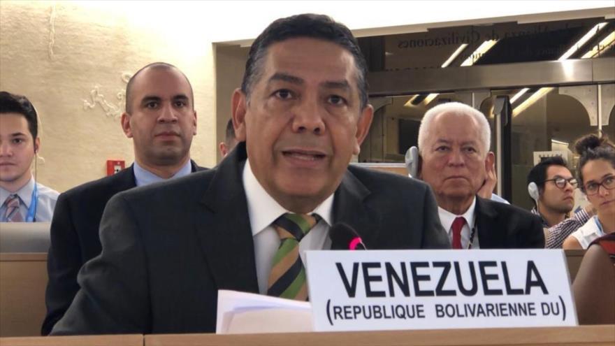 Venezuela: Informe de ONU está dominado por una visión selectiva   HISPANTV