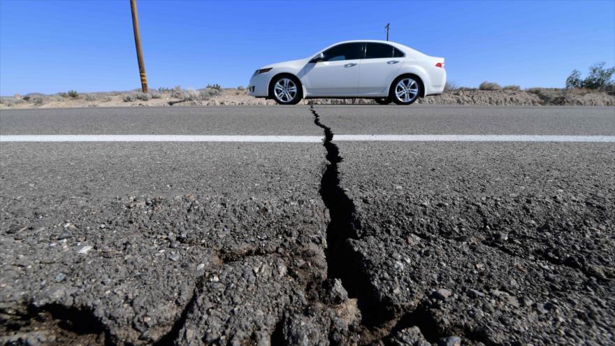 Un nuevo terremoto de magnitud 7,1 sacude el sur de California