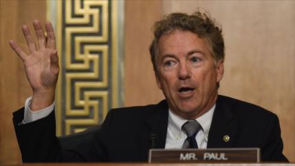 Senador de EEUU: No se puede hablar de paz y vender armas a Riad