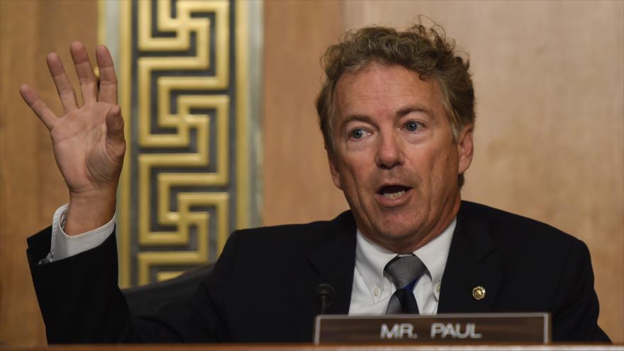 Senador de EEUU: No se puede hablar de paz y vender armas a Riad | HISPANTV