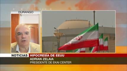 'EEUU abandonó JCPOA intimidado por influjo de Irán en la zona'