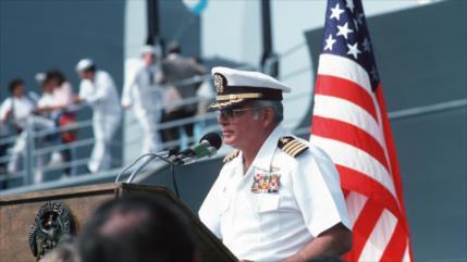 'General Rogers debe revelar realidades de ataque al avión iraní'