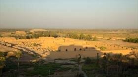 Babilonia forma parte del Patrimonio de la Humanidad de la Unesco