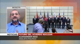 'El fin del pacto nuclear dañará a otros firmantes y no a Irán'