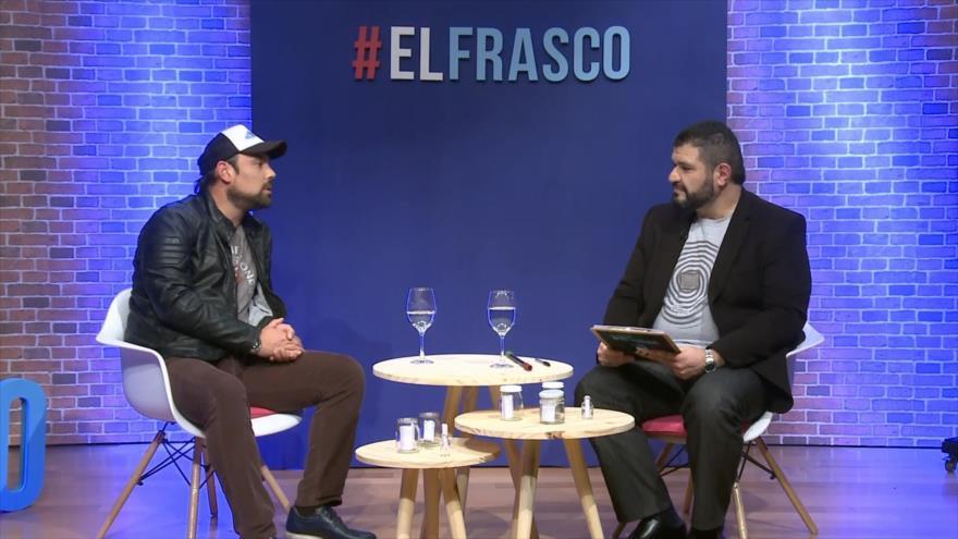 """El Frasco, medios sin cura: """"Miedos de comunicación"""""""