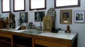 Se conmemora en Ecuador centenario del pintor Oswaldo Guayasamín