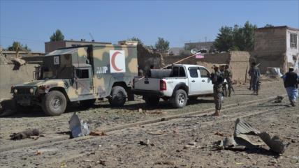 Atentado mortal deja 12 muertos y decenas de heridos en Afganistán