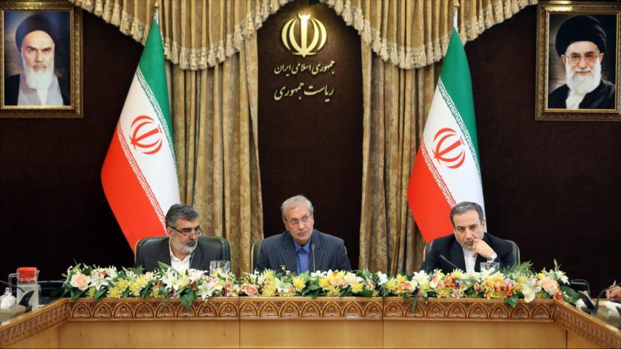"""Irán empezará a enriquecer uranio más allá del 3,67 % """"en horas"""""""