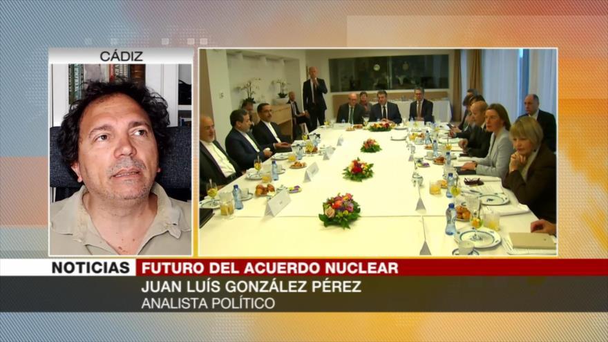 González Pérez: Europa debe compartir la carga del acuerdo nuclear