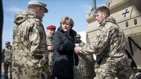 Mayoría de alemanes rechaza enviar tropas a Siria, como pide EEUU
