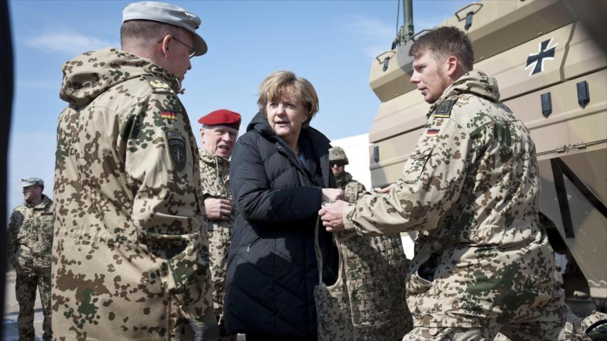 Mayoría de alemanes rechaza enviar tropas a Siria, como pide EEUU | HISPANTV