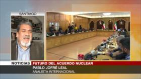 'Europa es sometida al chantaje de EEUU sobre pacto nuclear'