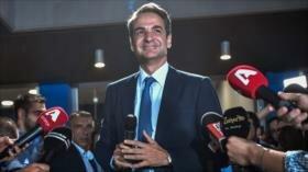 Tsipras reconoce su derrota en comicios legislativos de Grecia