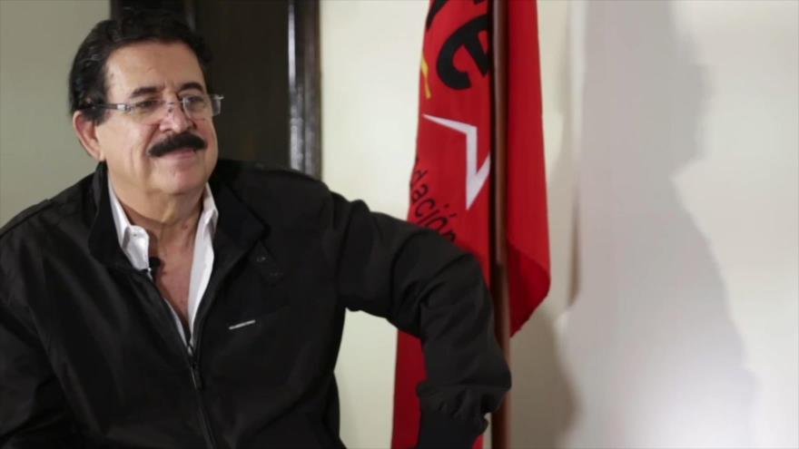 Entrevista Exclusiva: Manuel Zelaya