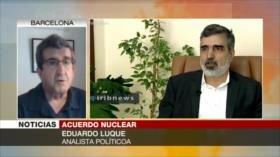 Luque: Europa no salvará el acuerdo nuclear por miedo a EEUU