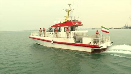 Defensa de Irán entrega fragatas de clase Heidar a Policía naval