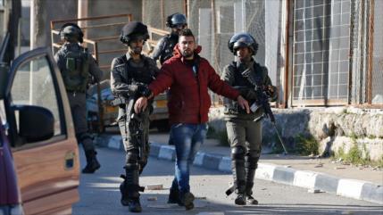'Campaña de arresto de Israel no socavará voluntad de palestinos'