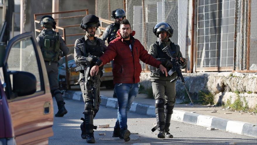 'Campaña de arresto de Israel no socavará voluntad de palestinos' | HISPANTV