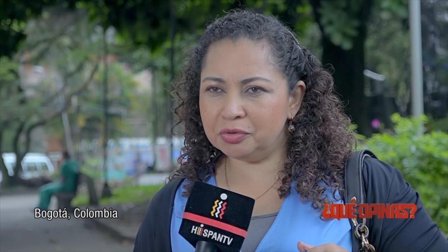 ¿Qué opinas?; Colombia: Libre consumo de licor o drogas en lugares públicos