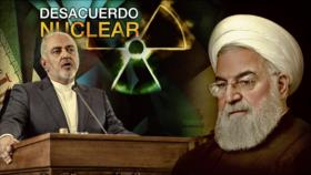 Detrás de la Razón: ¿Trump podría atacar al ver que Irán cruza límite de uranio?